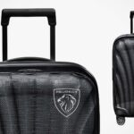 Peugeot x Samsonite Hand Luggage: A C-Lite Carry-on Slapped On With Peugeot Logo
