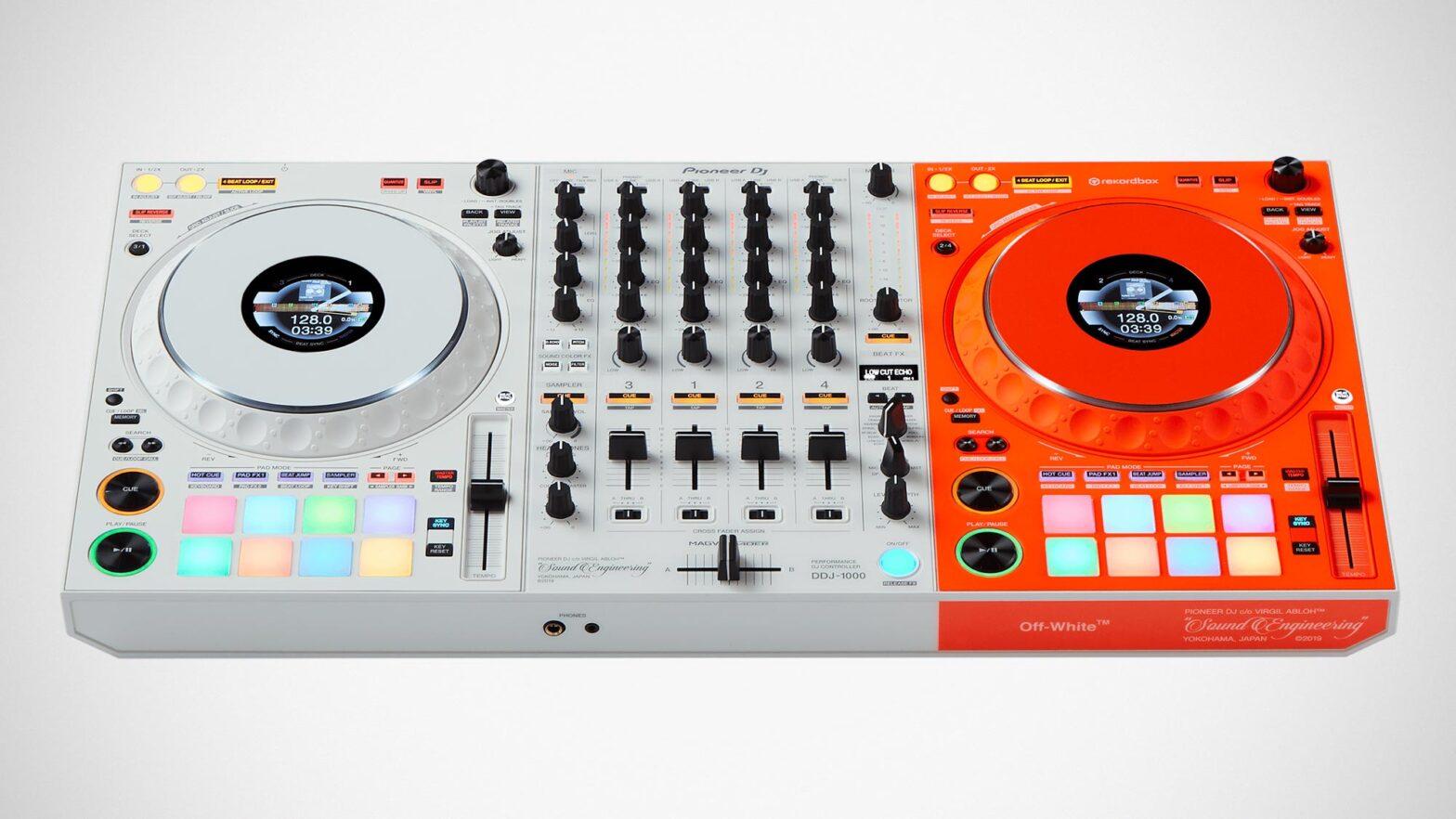 Pioneer DJ x Off-White DJ Controller