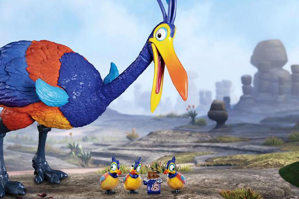Pixar Spotlight Series Kevin Figure