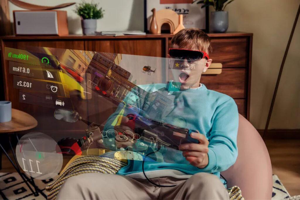Rokid Air 4K AR Glasses Kickstarter