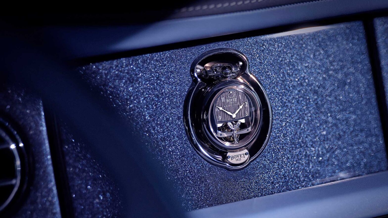 Rolls-Royce Boat Tail Timepieces by BOVET 1822