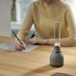 Sony LSPX-S3 Glass Sound Speaker: Perfect For A Romantic Candlelit Night