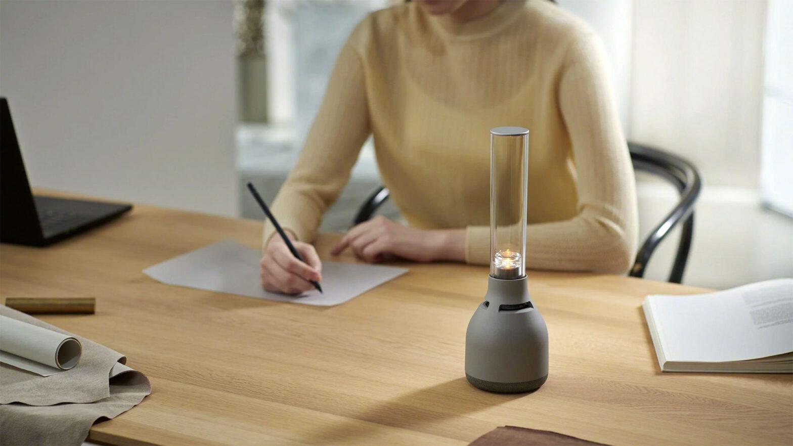 Sony LSPX-S3 Glass Sound Speaker
