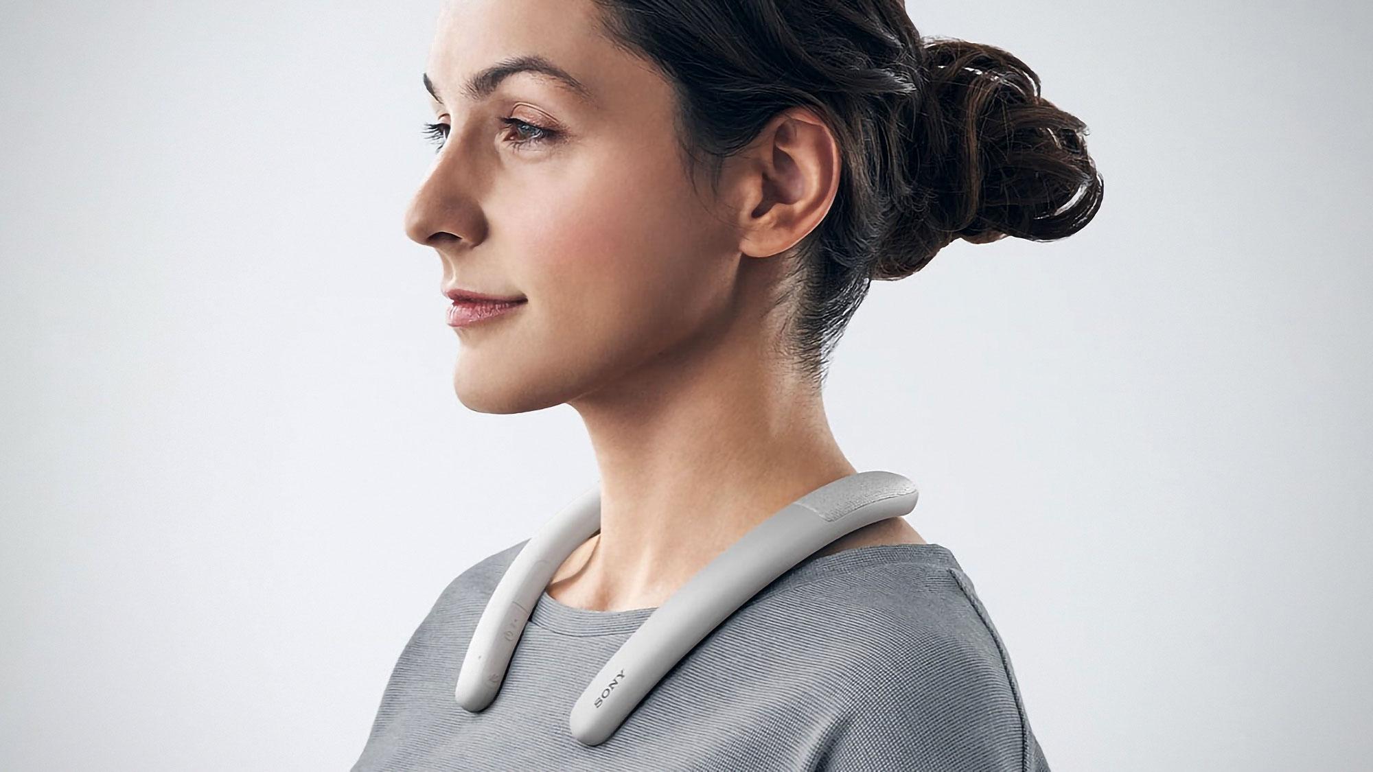 Sony SRS-NB10 Neckband Speaker