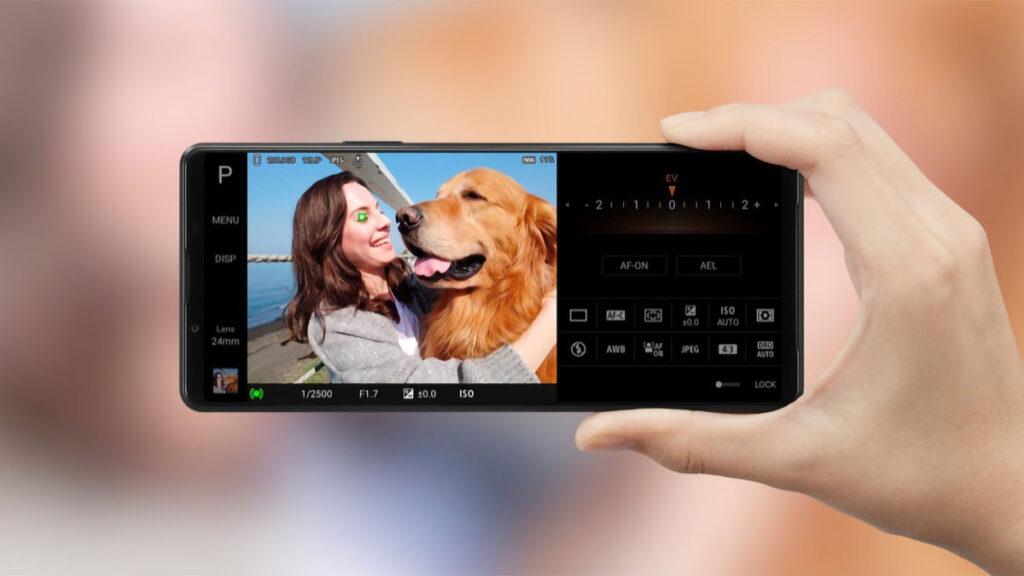 Sony Xperia 1 III Smartphone Pre-sale