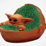 <em>The Mandalorian</em> The Child Chia Planters: For Those Who Can't Enough Of Grogu