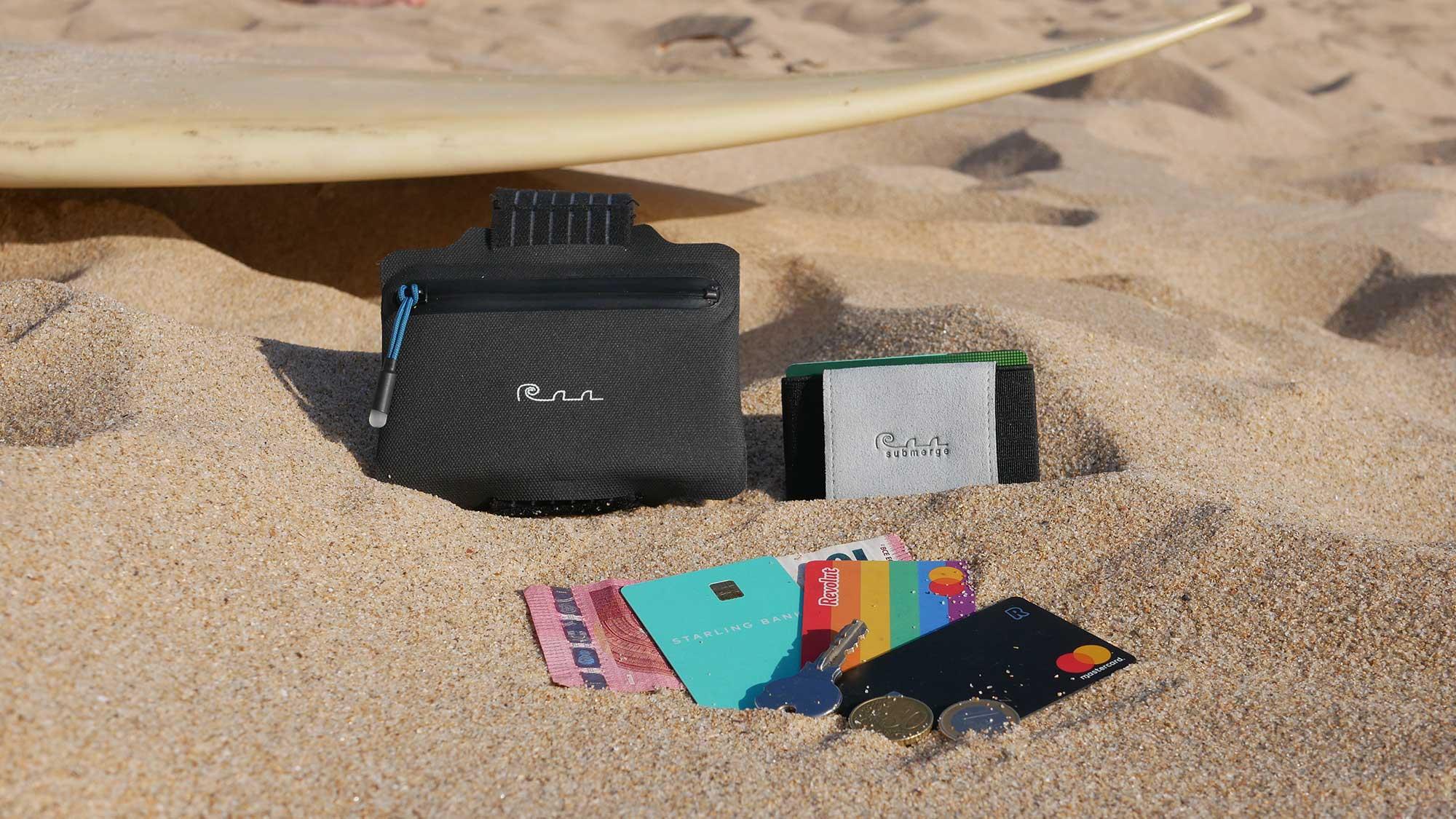 Submerge Wearable Waterproof Wallet