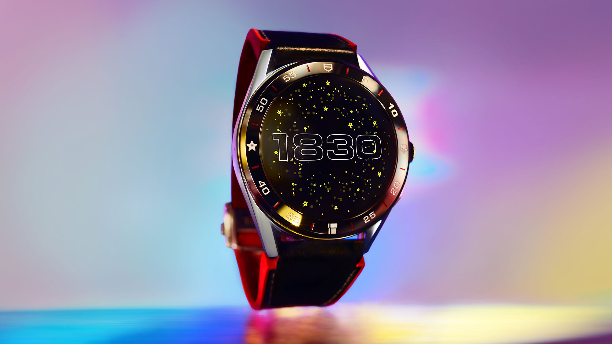 TAG Heuer x Super Mario Connected Smartwatch