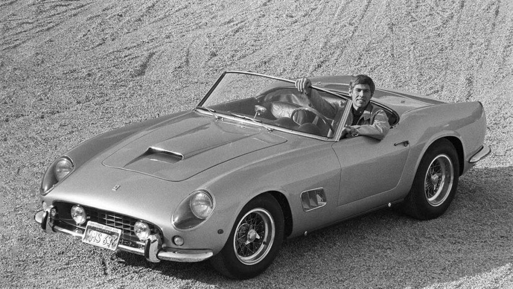 The Great Escape 1961 Ferrari 250 GT California Spyder