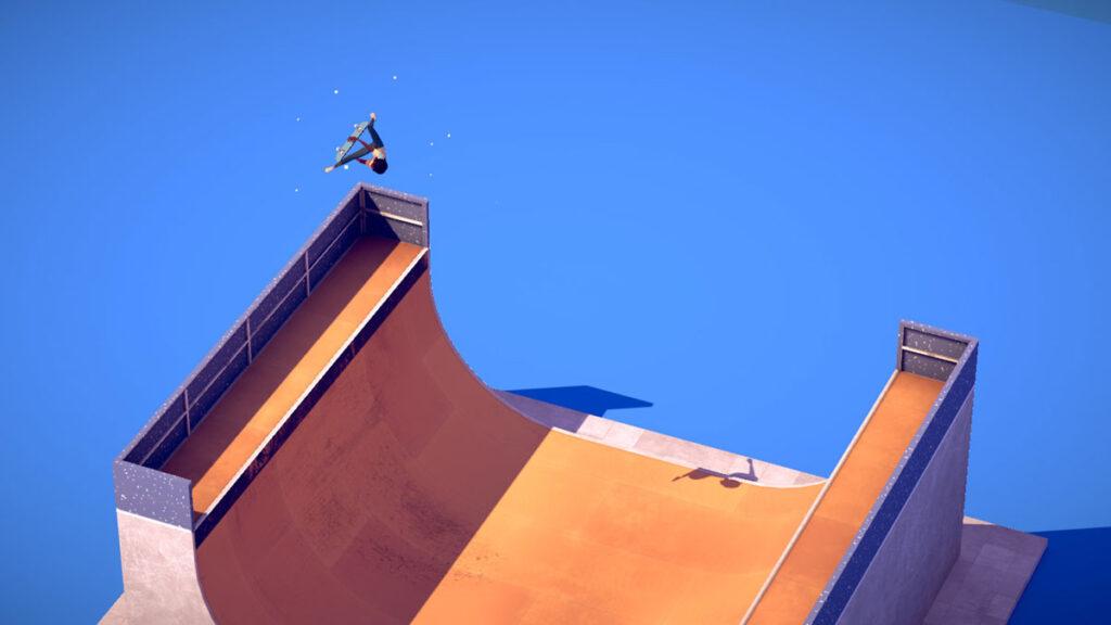 The Ramp Digital Skateboarding Toy