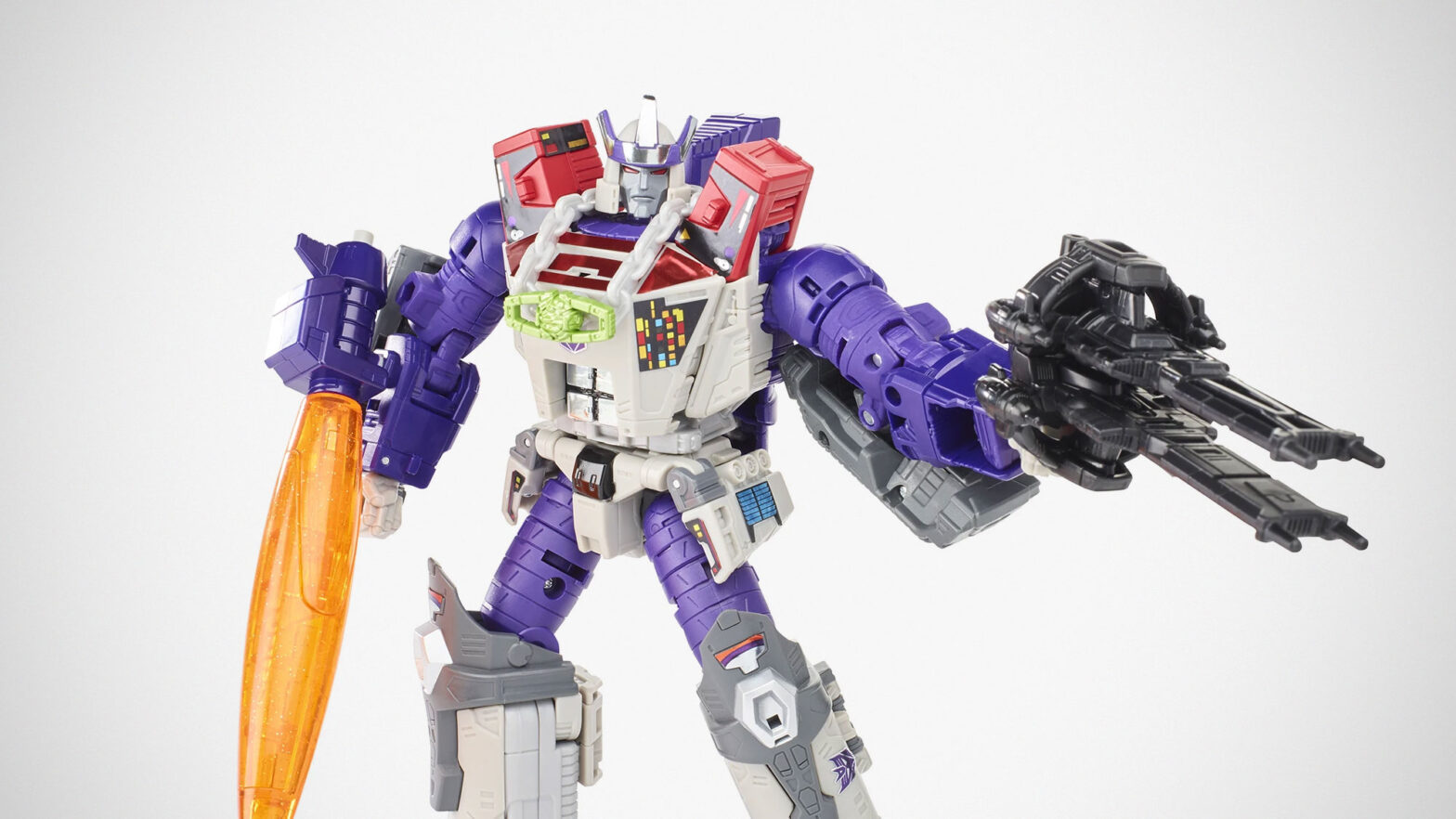 Transformers Generations Selects Leader WFC-GS27 Galvatron
