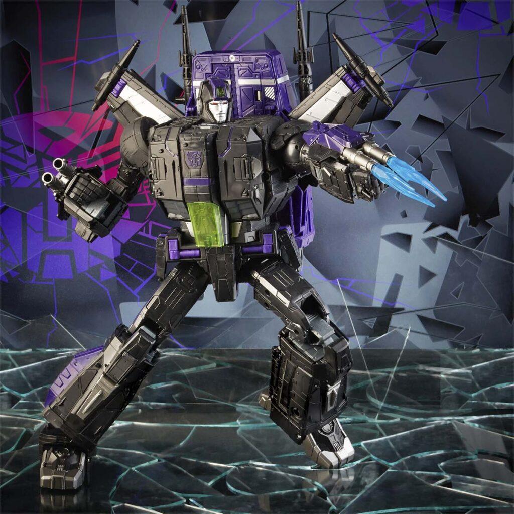 Transformers Generations Shattered Glass Jetfire