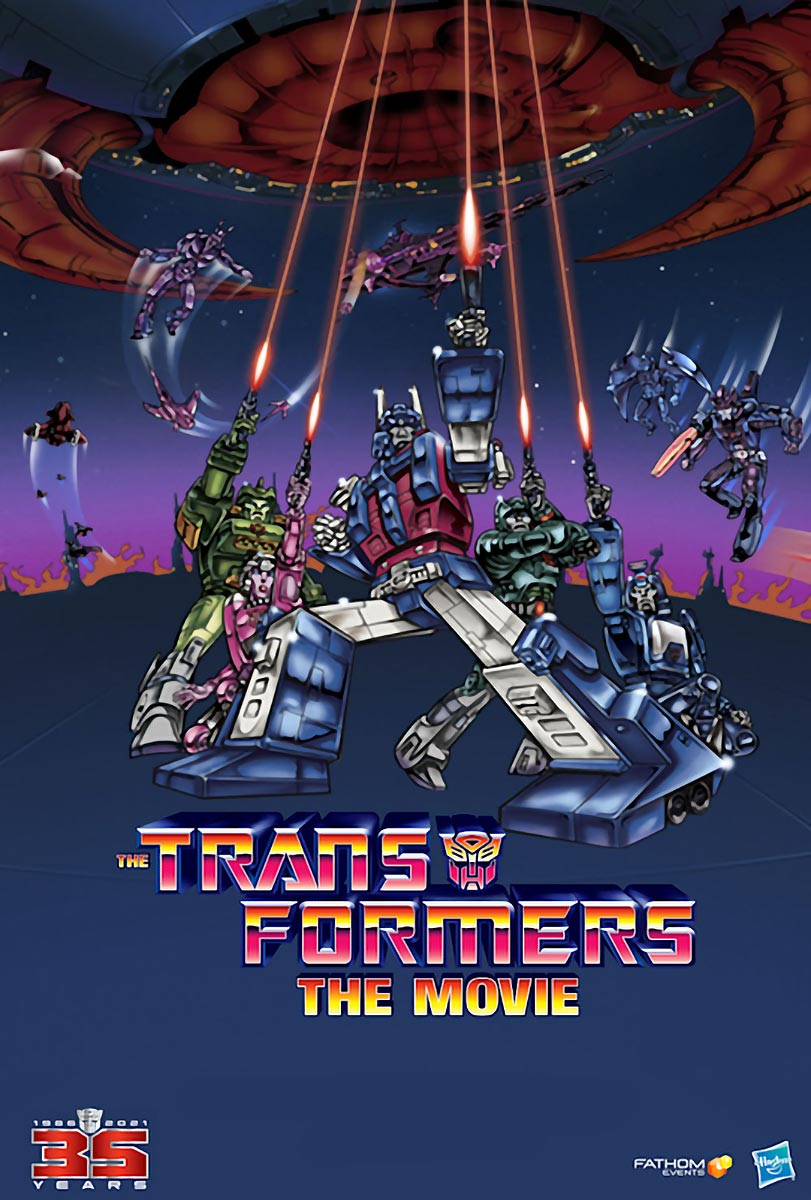 Transformers The Movie Returns to Theaters