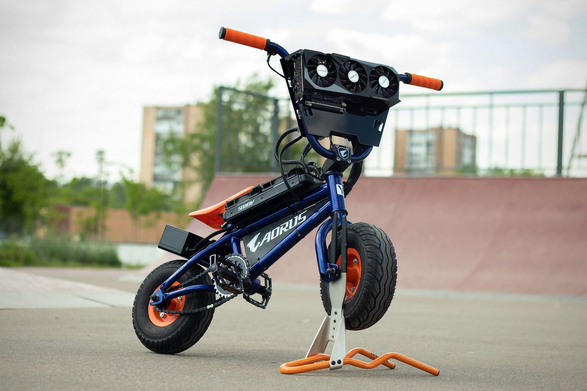Yolenzo Exo Giga Bike Computer Bicycle