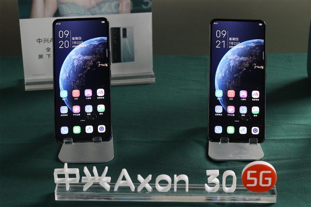 ZTE Axon 30 5G Smartphone