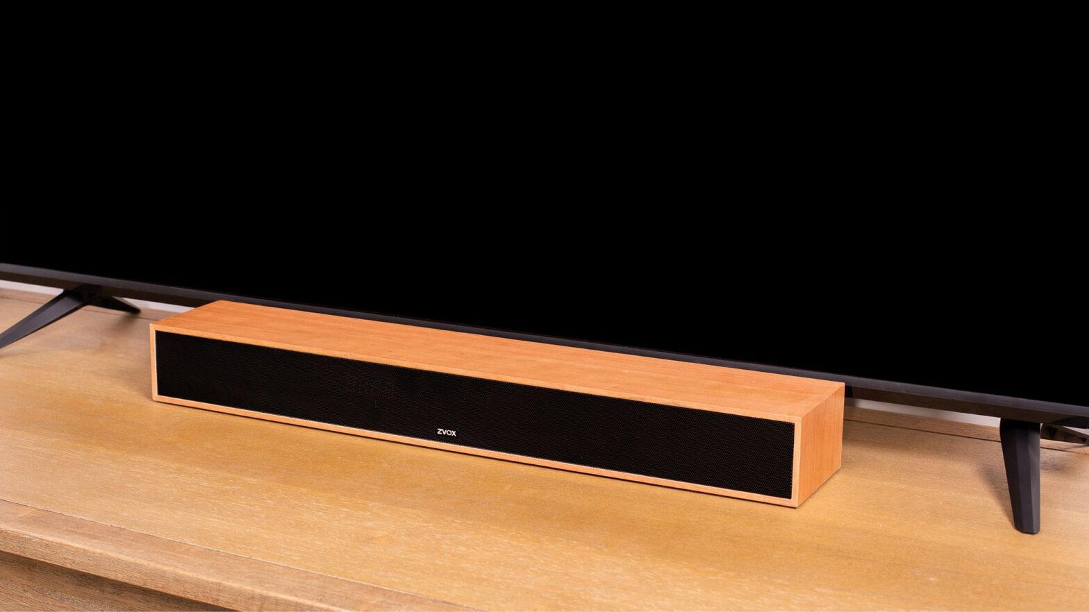 ZVOX AV357 Home Theater Sound Bar