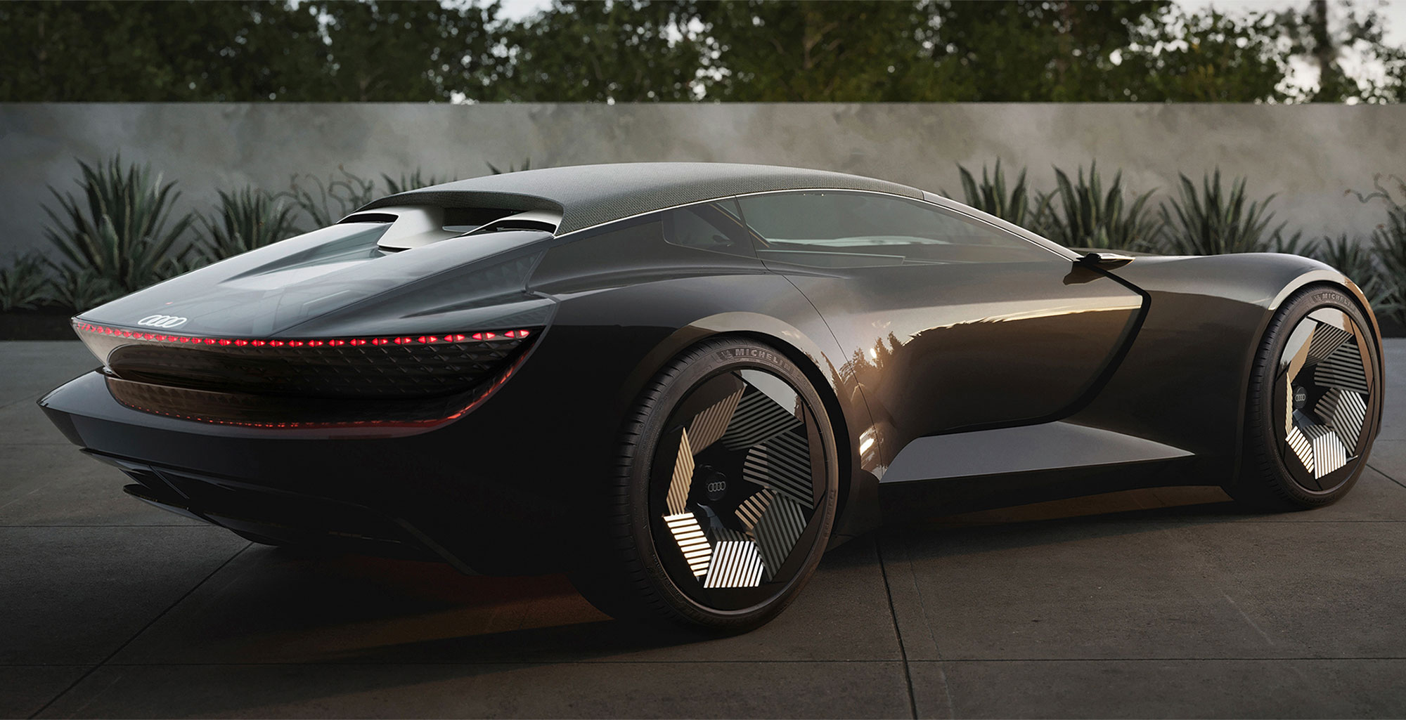 2021 Audi Skysphere Concept Roadster