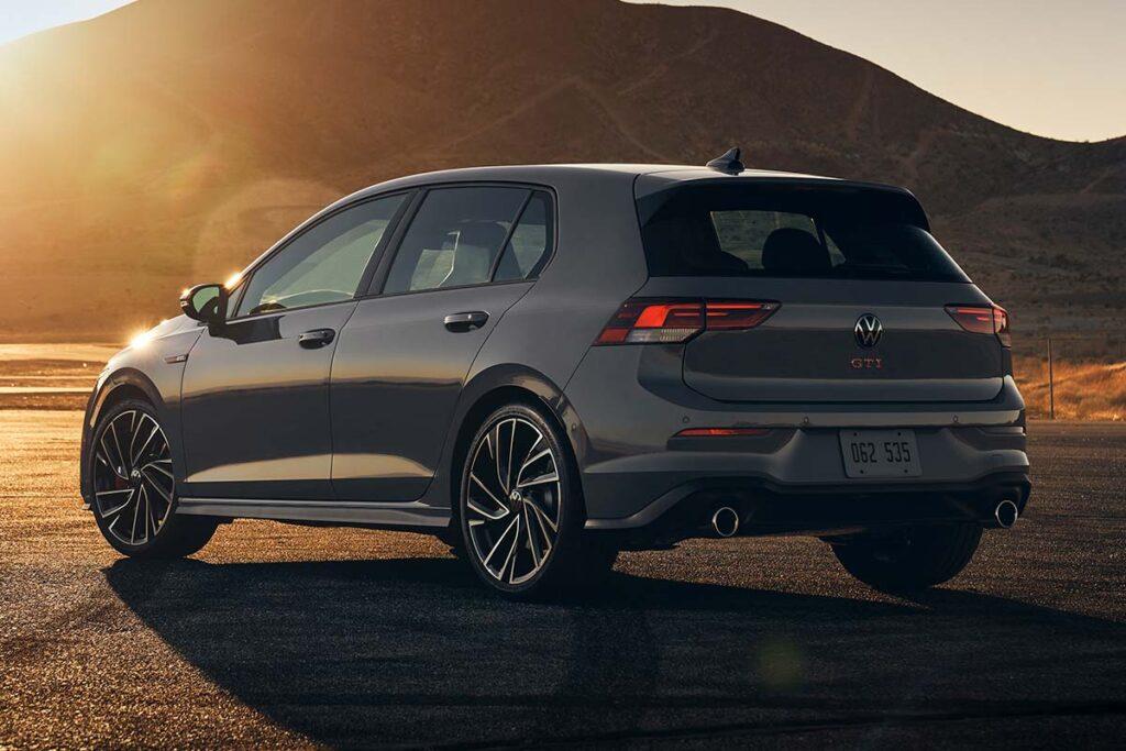 2022 Volkswagen Golf GTI Sports Hatch