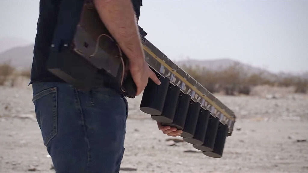 Arcflash Labs GR-1 Anvil Gauss Rifle
