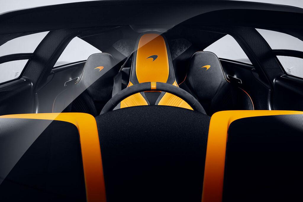 Bespoke McLaren 'Albert' Speedtail Supercar