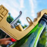 Bubbly Blaster Turns Champagne Into A Water Gun That Shoots, Well, Champagne
