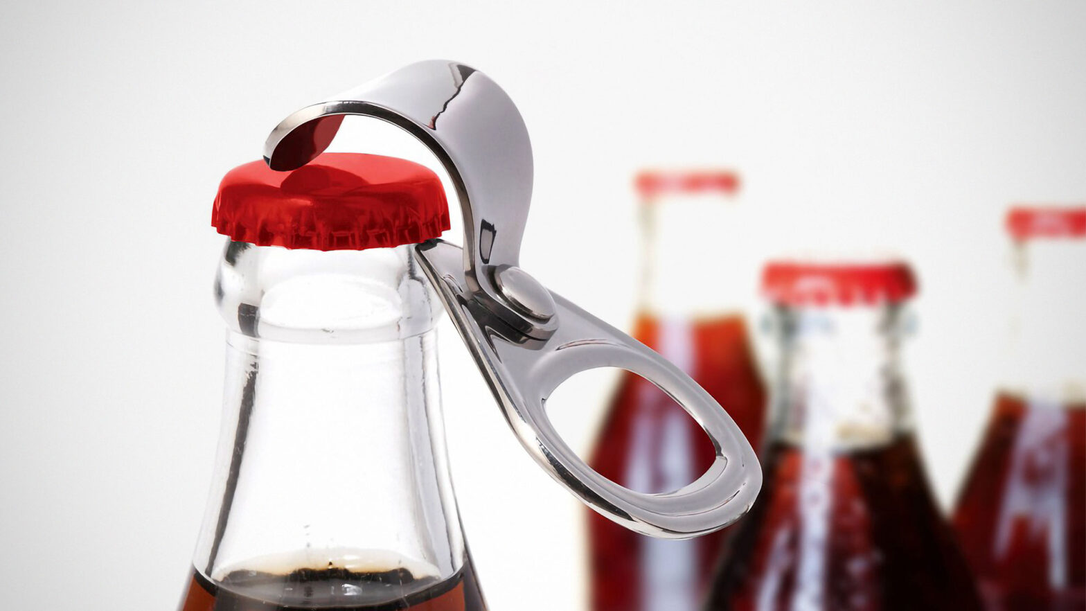 Can Pull Tab Shape Bottle Opener