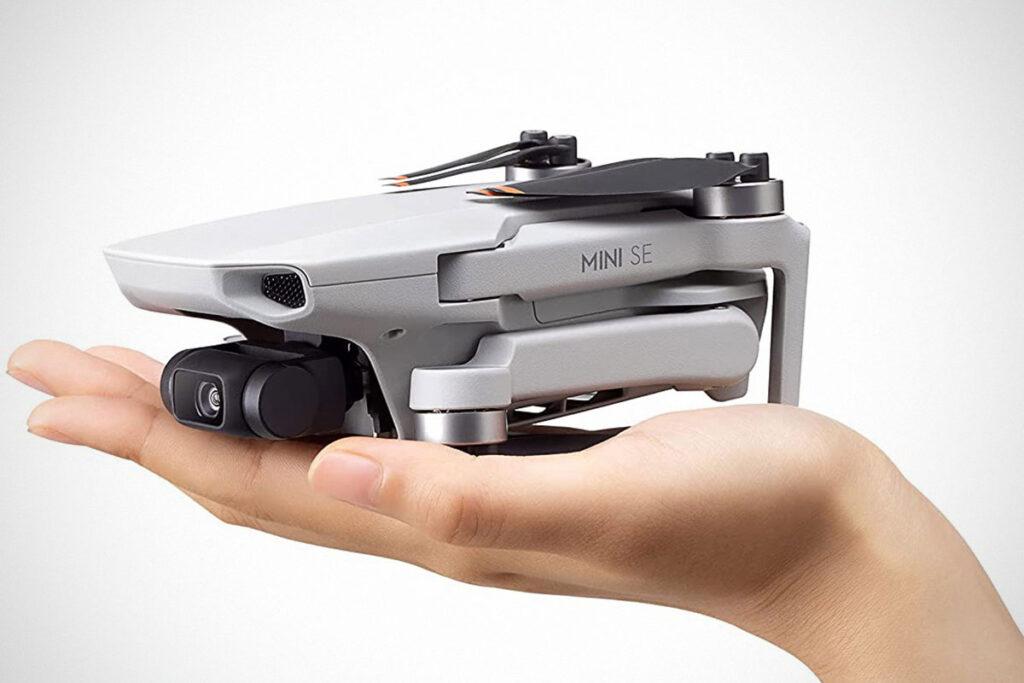 DJI Mini SE Camera Drone