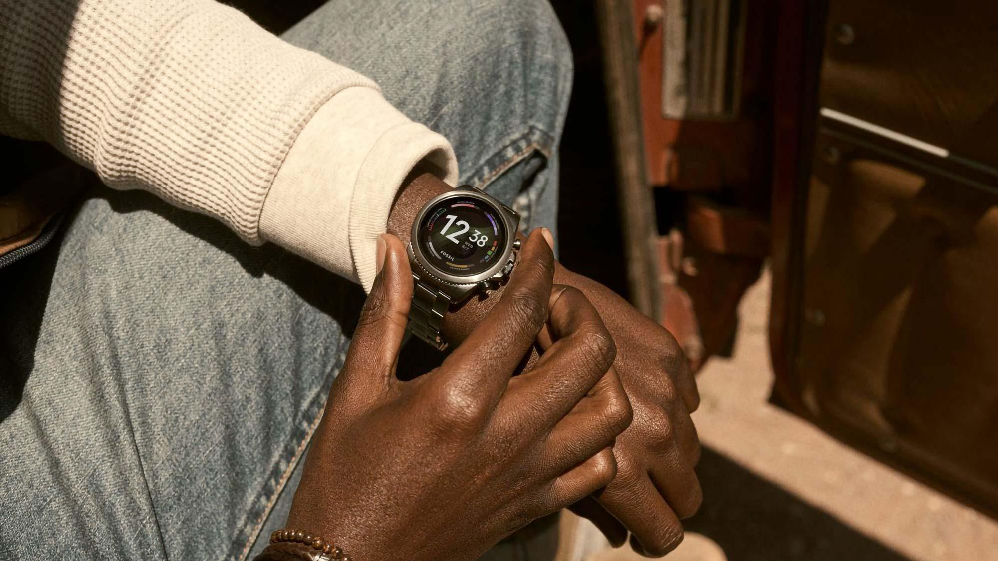 2021 Fossil Gen 6 Smartwatch