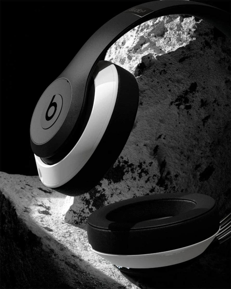 Ghetto Gastro x Beats by Dre Headphones