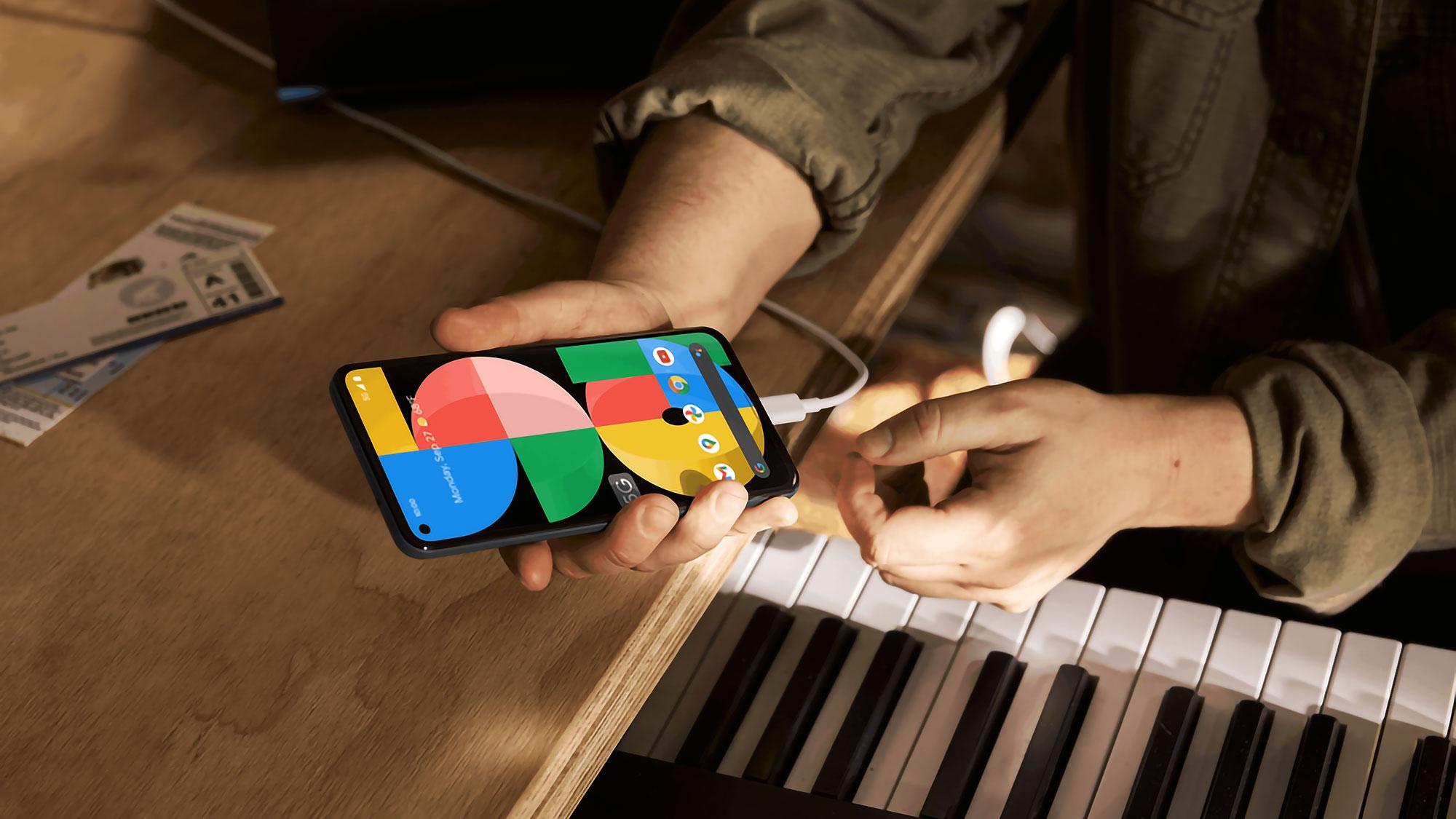 Google Pixel 5a Phone