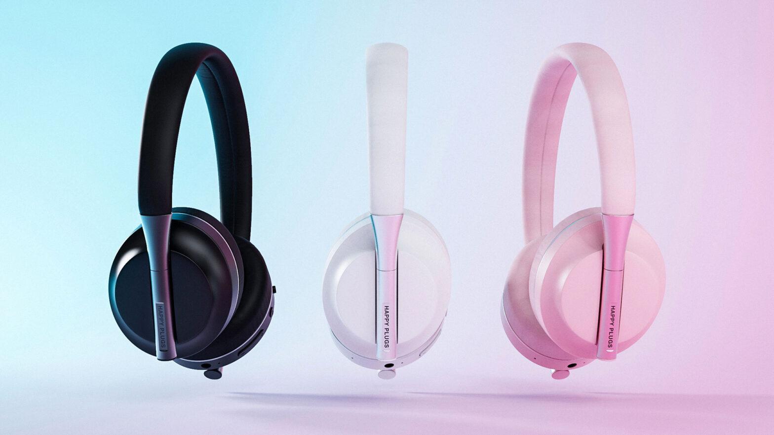 Happy Plugs Play Headphones