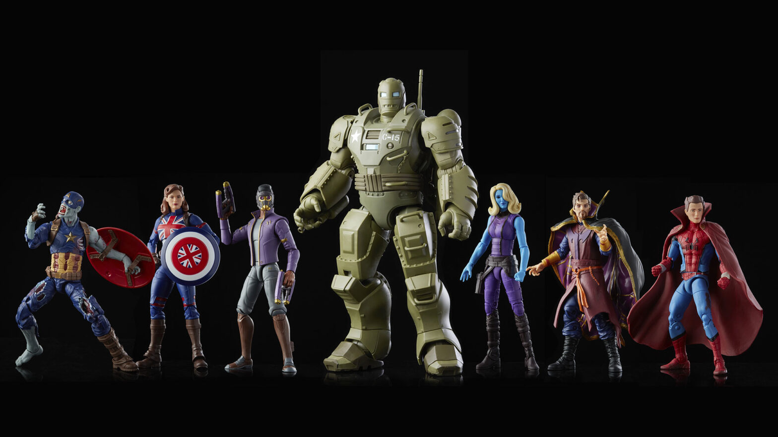 Hasbro Marvel Studios' What If…? Collection