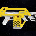 Finally! A NERF Blaster Based On M41-A Pulse Rifle From 1986's <em>Aliens</em> Movie!