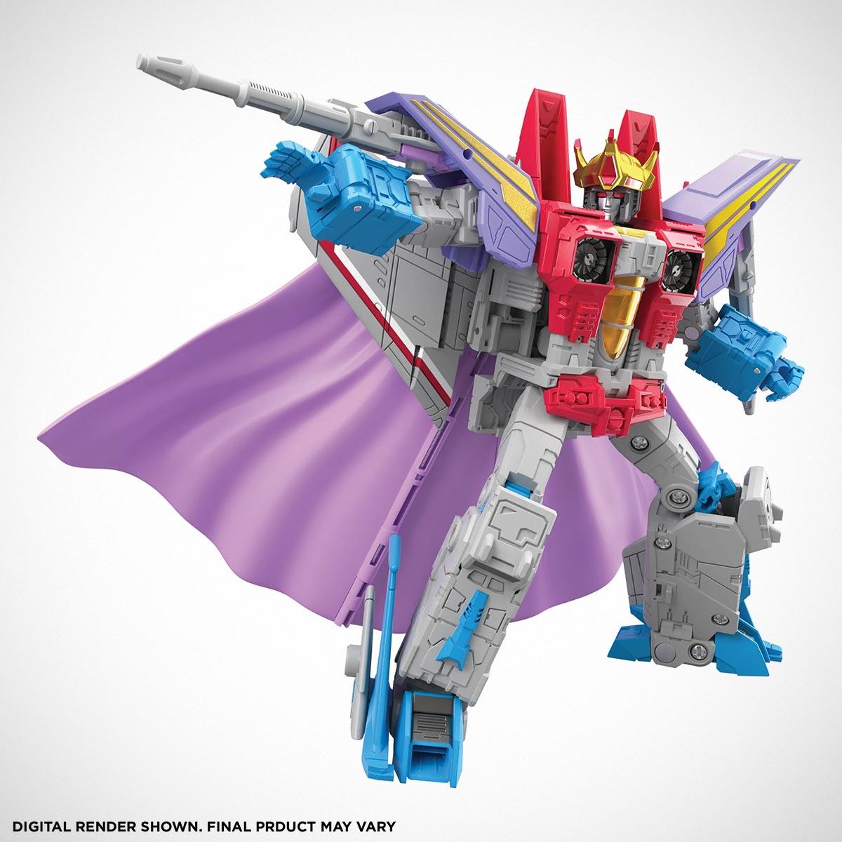 Hasbro Transformers Studio Series 86 Coronation Starscream
