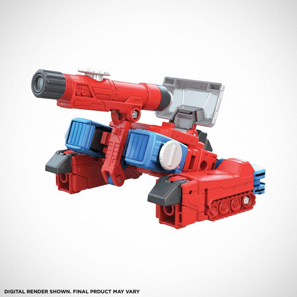 Hasbro Transformers Studio Series 86 Perceptor