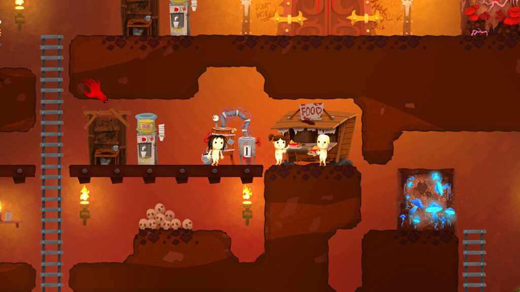 Hell Architect Video Game Launches on Steam