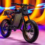 Hot Wheels x SUPER73-RX Electric Bicycle: It Won't Fit In Blister Packaging