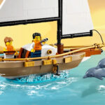 LEGO's latest Gift With Purchase Is A LEGO Ideas Sailboat Set, The Ëloïse