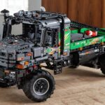 LEGO 42129 Technic 4×4 Mercedes-Benz Zetros Trial Truck – 'nuff Said
