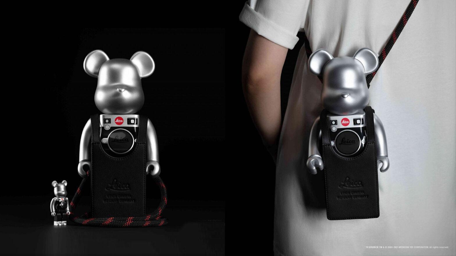 Leica x Medicom Bearbrick Figure