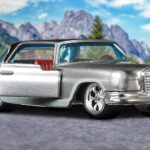 Matchbox '61 Mercedes-Benz 220 SE Coupe Die-cast Car From 1963 Gets Reissued