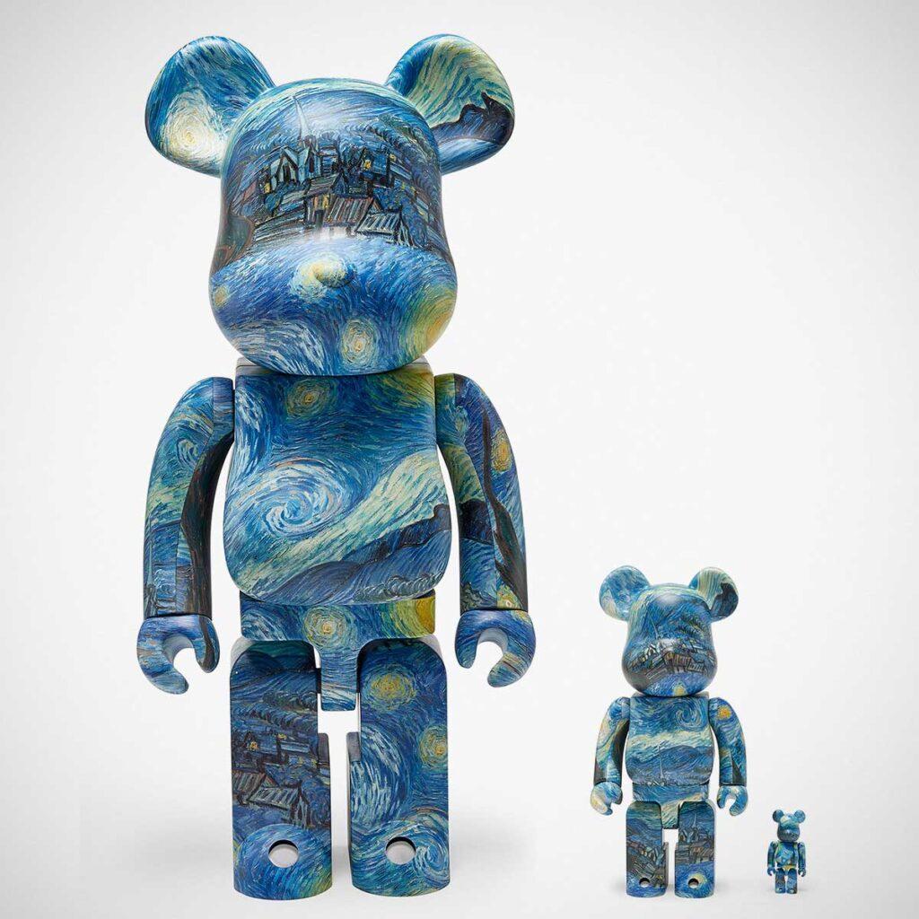 MoMA x Medicom Bearbrick Figure