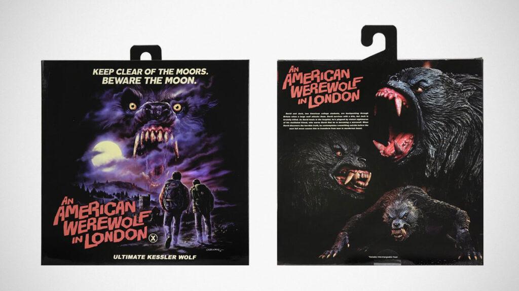 NECA Toys American Werewolf in London Toy