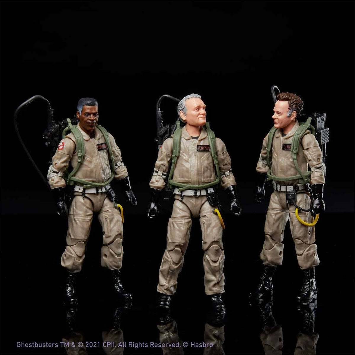 New Hasbro Ghostbusters Toy Collection