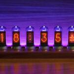 Nextube Retro Nixie Clock-inspired Display Uses IPS Displays To Replicate The Good'ol Nixie Tube Look