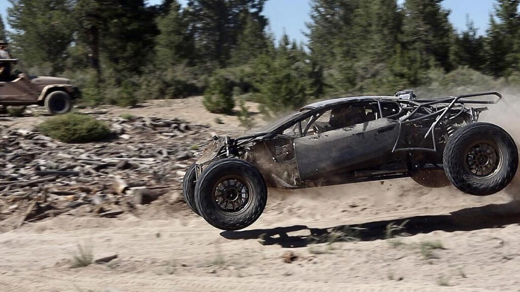 Offroad Lamborghini Huracan by B is for Build