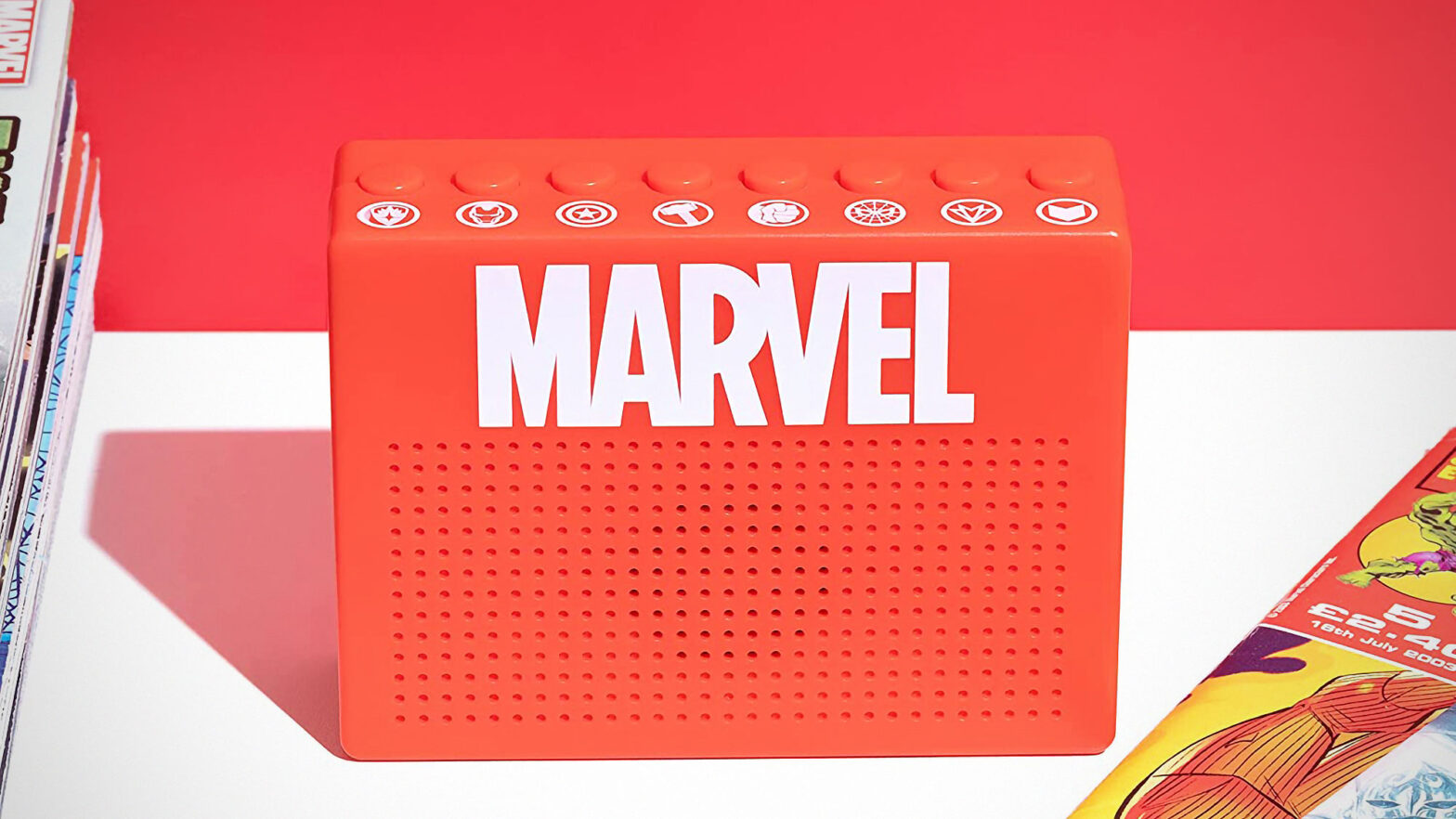 Paladone Marvel Sound Effects Machine