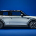 MINI x Paul Smith MINI STRIP Is A Minimal, Industrial, And Sustainable