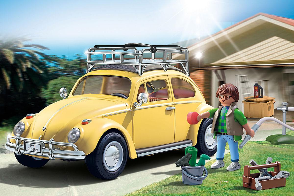 Playmobil 70827 Volkswagen Beetle Special Edition