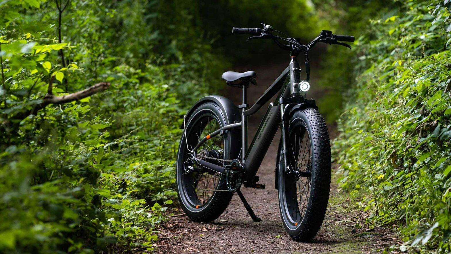 Rad Power Bikes RadRhino 6 Plus